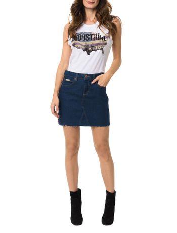 Saia-Jeans-Azul-Medio-Calvin-Klein-Jeans-Five-Pockets