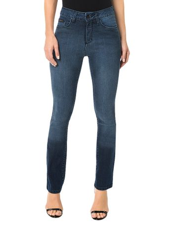 Calca-Calvin-Klein-Jeans-5-Pockets-Straight-High-Marinho