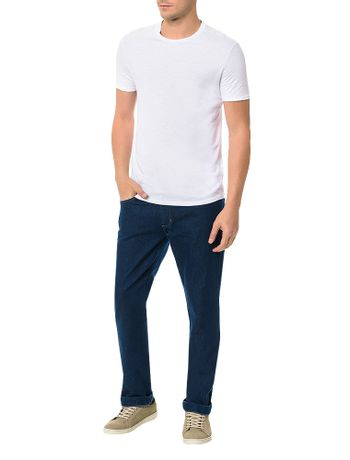 Calca-Jeans-Calvin-Klein-Slim-Straight-Blue-Azul-Medio