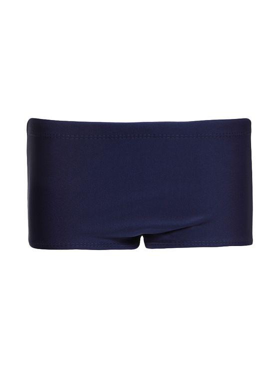 Sunga-Infantil-Calvin-Klein-Jeans-Estampa-Logo-Lateral-Marinho