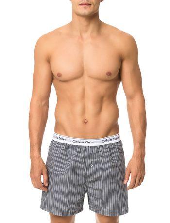 Cueca-Samba-Cancao-Tricoline-Calvin-Klein-Underwear-Grafite