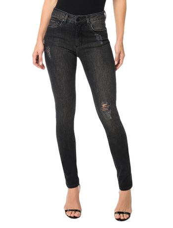 Calca-Calvin-Klein-Jeans-5-Pockets-Jegging-High-Preto