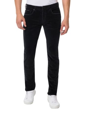 Calca-Color-Calvin-Klein-Jeans-Skinny-Five-Pockets-Preto