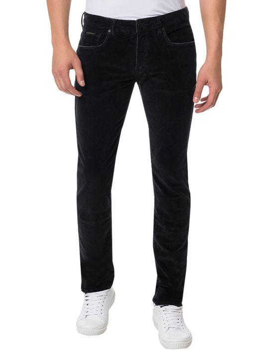 Calca-Color-Calvin-Klein-Jeans-Skinny-Five-Pockets-Preto