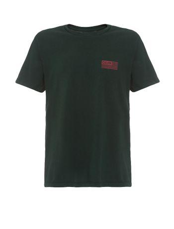 Camiseta-Infantil-Calvin-Klein-Jeans-Estampa-Peito-Bandeira-Floresta