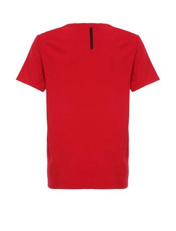 Camiseta-Infantil-Calvin-Klein-Jeans-Estampa-Logo-Vermelha