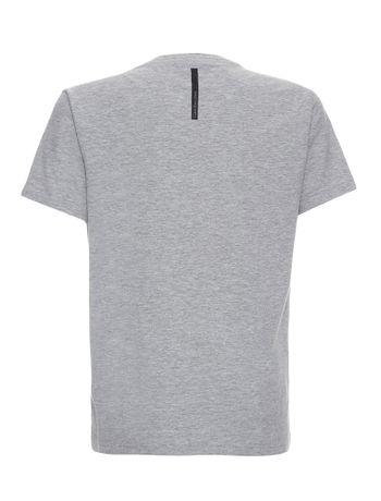 Camiseta-Infantil-Calvin-Klein-Jeans-Estampa-Manchas-Mescla