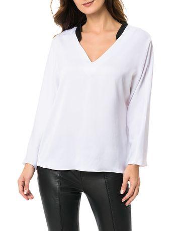 bed15dc2ec4d9 Blusas Femininas. Camisetas e regatas - Calvin Klein