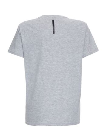 Camiseta-Infantil-Calvin-Klein-Jeans-Estampa-Mescla