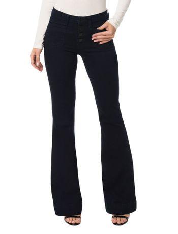 Calca-Calvin-Klein-Jeans-Five-Pockets-Flare-Marinho