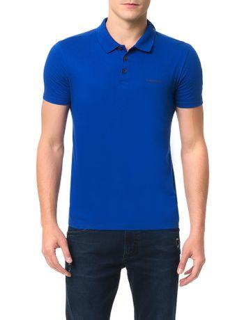 Polo-Calvin-Klein-Swimwear-Estampa-Logo-Azul-Carbono