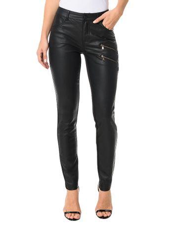 Calca-Calvin-Klein-Jeans-Ziper-Preto