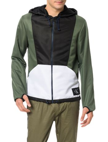 Casaco-Calvin-Klein-Jeans-Nylon-America-Militar
