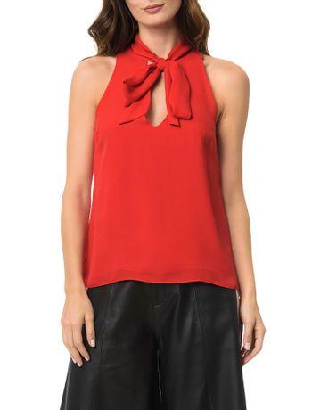 Blusa-Calvin-Klein-Amarracao-Vermelho