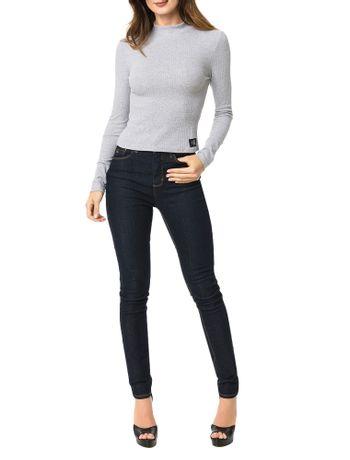 Blusa-Calvin-Klein-Jeans-Gola-Alta-De-Ribana-Mescla