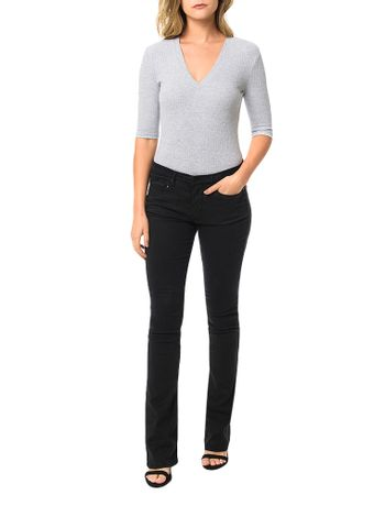 Body-Calvin-Klein-Jeans-Decote-V-Mescla