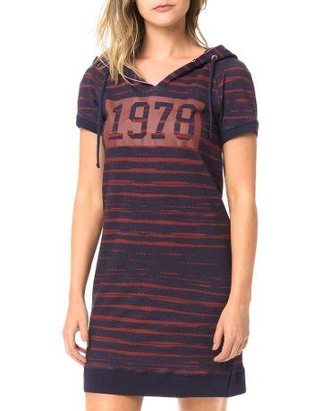 Vestido-Malha-Calvin-Klein-Jeans-Estampa-Lines-Marinho