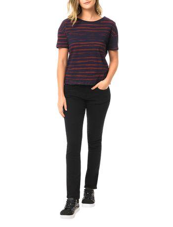 Blusa-Azul-Marinho-Calvin-Klein-Jeans-Estampada-Lines