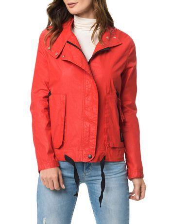Jaqueta-Color-Calvin-Klein-Jeans-Vermelho