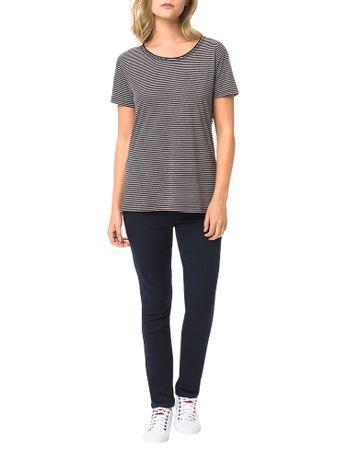 Blusa-Preta-Calvin-Klein-Jeans-Listrada
