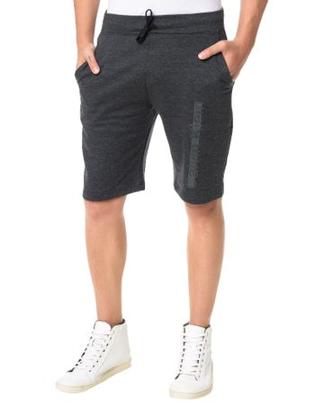 Bermuda-De-Moletom-Calvin-Klein-Underwear-Grafite