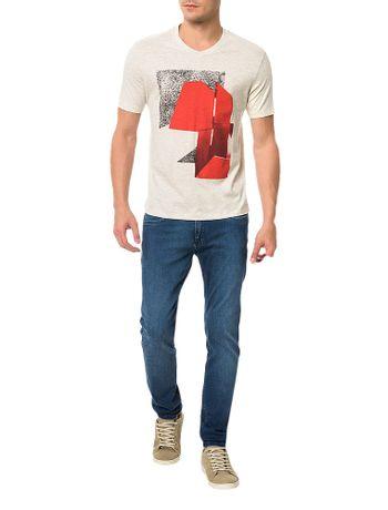 Camiseta-Slim-Calvin-Klein-Colagem-Mescla