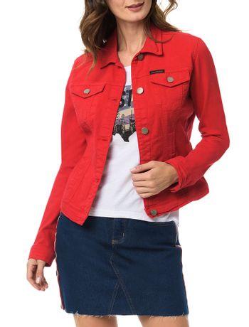 Jaqueta-Color-Calvin-Klein-Jeans-Vermelha
