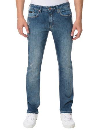 Calca-Calvin-Klein-Jeans-Five-Pockets-Slim-Straight-Azul-Claro