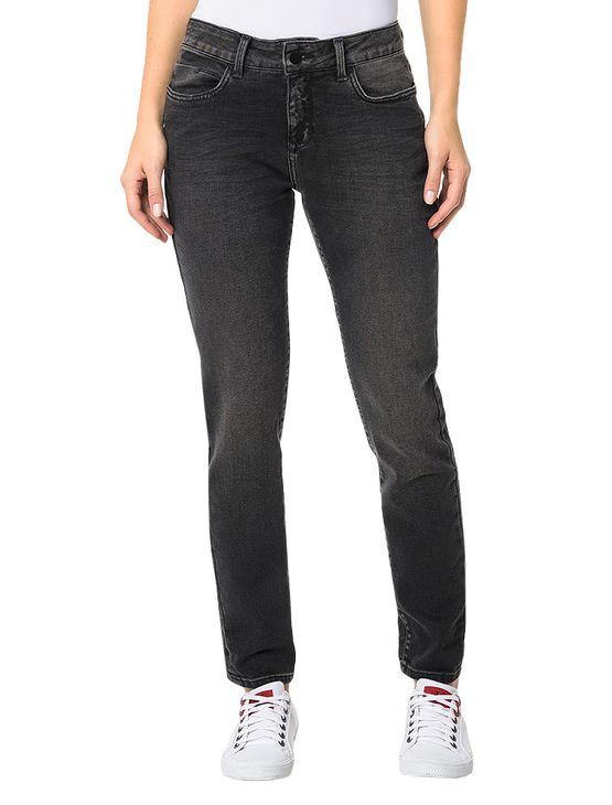 Calca-Calvin-Klein-Jeans-5-Pockets-Slouchy-Skinny-Preto