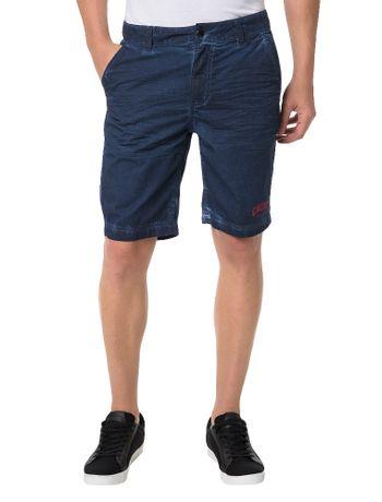 Bermuda-Color-Calvin-Klein-Jeans-Chino-Marinho