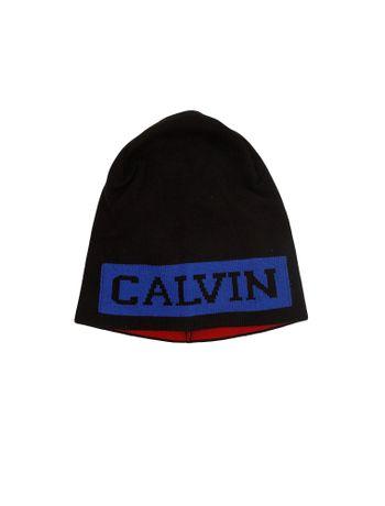 Gorro-Infantil-Calvin-Klein-Jeans-Com-Logo-Calvin-1978-Preto