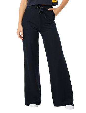 Calca-Malha-Calvin-Klein-Jeans-Com-Etiqueta-Personalizada-Marinho