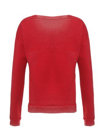 Casaco-Infantil-Calvin-Klein-Jeans-Com-Marmorizado-Vermelho