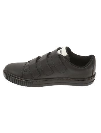 Tenis-Infantil-Calvin-Klein-Jeans-Sintetico-Unicolor-Velcros-Preto