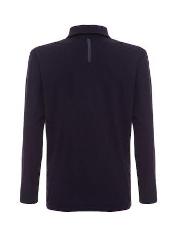 Polo-Infantil-Calvin-Klein-Jeans-Bordado-Peito-Berinjela