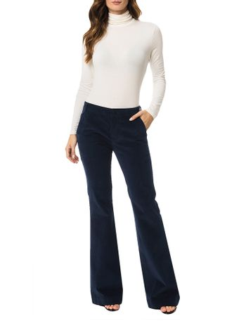 Calca-Calvin-Klein-Jeans-Veludo-Cotele-Marinho