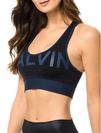 Top-Athletic-Calvin-Klein-Swimwear-Logo-Calvin-Preto