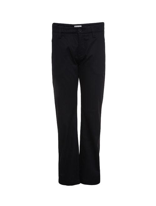 Calça Plano Infantil Calvin Klein Jeans Preto
