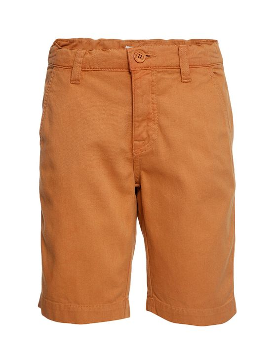 Bermuda-Color-Infantil-Calvin-Klein-Jeans-Havana