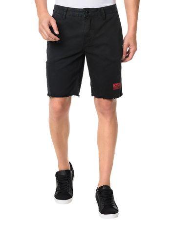 Bermuda-Color-Calvin-Klein-Jeans-Chino-Bolso-Lateral-Preto
