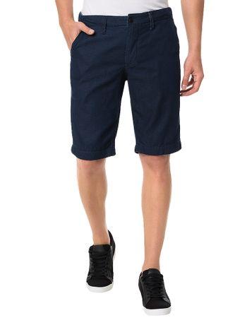 Bermuda-Calvin-Klein-Jeans-Chino-Forrada-Marinho
