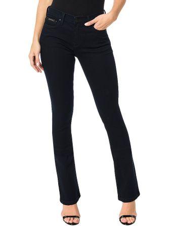 Calca-Calvin-Klein-Jeans-Five-Pockets-RCKR-Kick-Azul-Marinho