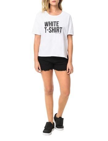 Blusa-Branca-Calvin-Klein-Jeans-Com-Estampa-Frontal