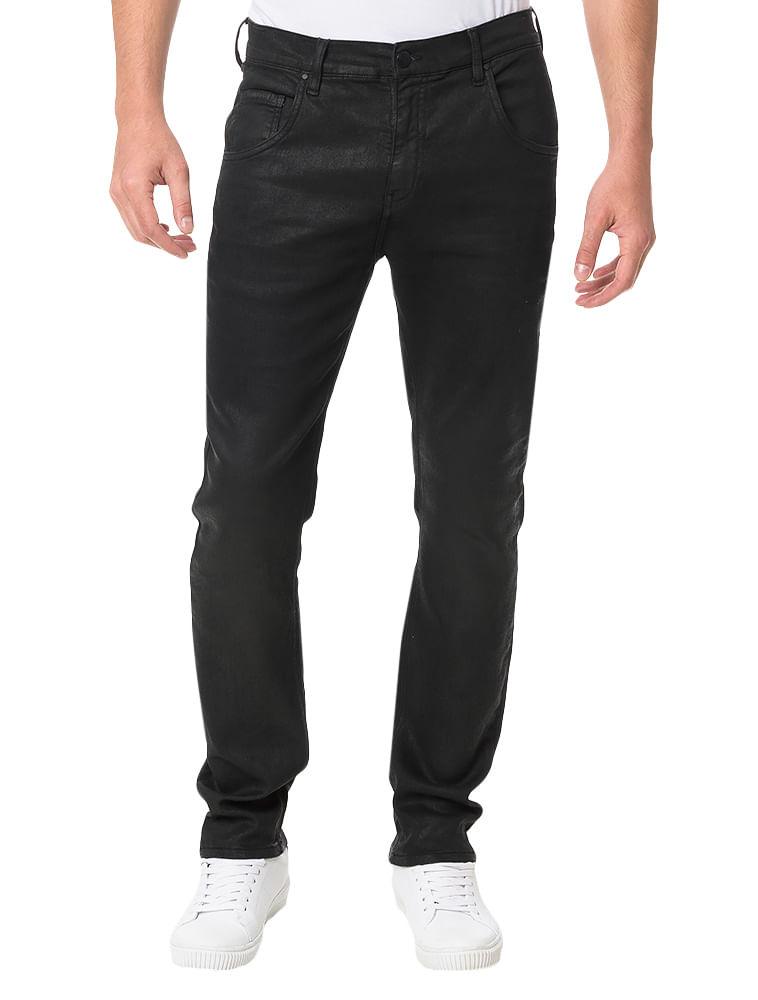 Calça Calvin Klein Jeans Skinny Five Pockets Preto - Calvin Klein 8f6e3be62f