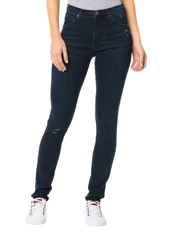 Calca-Calvin-Klein-Jeans-Sculpted-Azul-Marinho