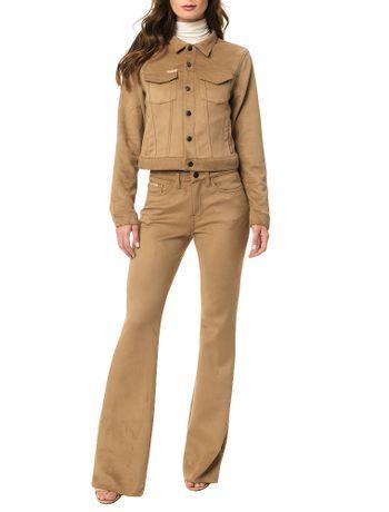 Jaqueta-Calvin-Klein-Jeans-Bolsos-Caqui-Claro   1d85c25141