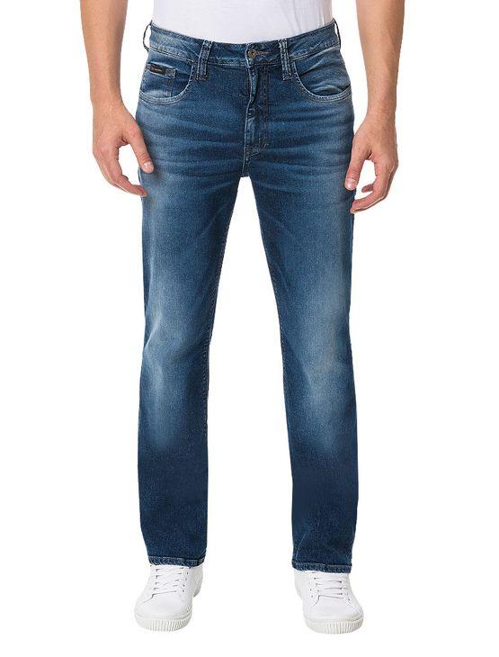 Calca-Calvin-Klein-Jeans-Relaxed-Straight-Azul-Medio