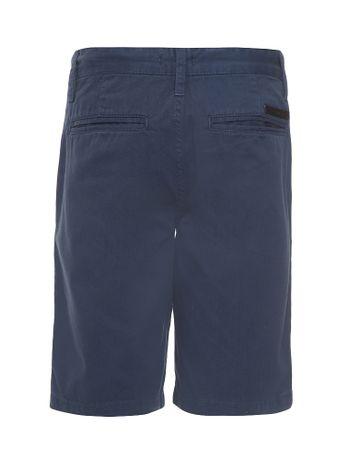 Bermuda-Color-Infantil-Calvin-Klein-Jeans-Estampa-Frente-Marinho