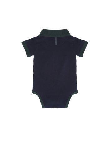 Body-Infantil-Calvin-Klein-Jeans-Com-Gola-Polo-Marinho