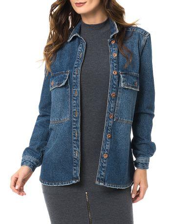 Camisa-Jeans-Azul-Marinho-Calvin-Klein-Jeans